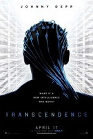 'Transcendence' con Johnny Depp, tráiler final y cartel