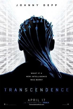 'Transcendence' con Johnny Depp, tráiler final y cartel