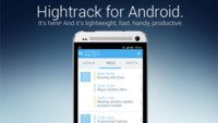 Hightrack para Android, ya disponible el prometedor gestor de tareas y eventos