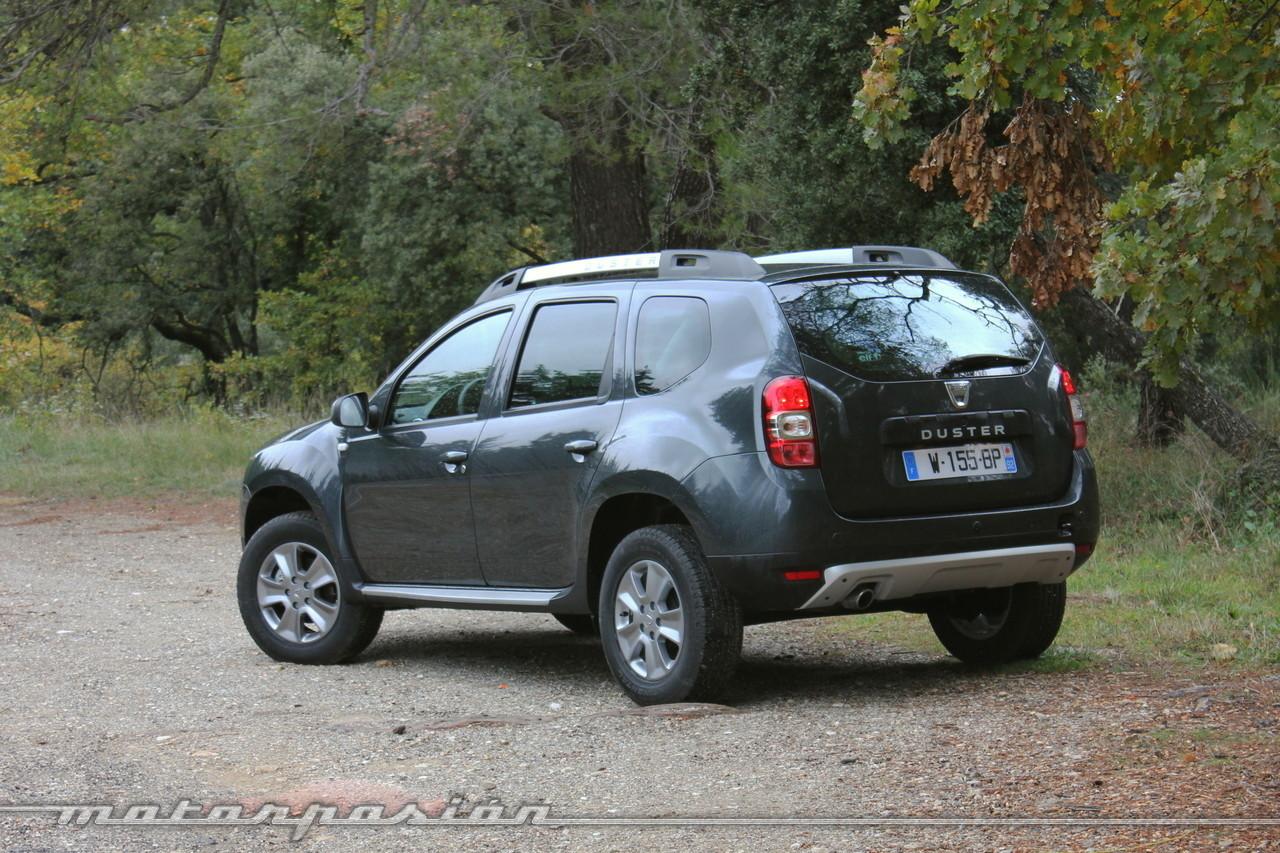 Foto de Dacia Duster 2014 - presentación (9/59)