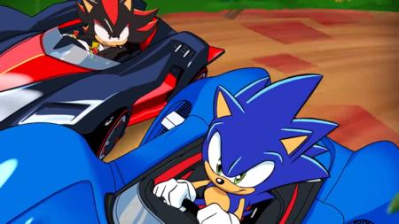 Team Sonic Racing Overdrive es la nueva mini-serie de animación de SEGA. Aquí tienes el primer episodio