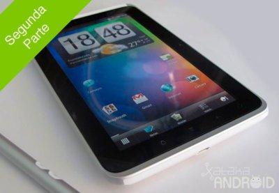Análisis a fondo, HTC Flyer (II)