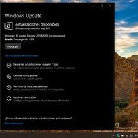 Ya puedes descargar y probar la actualización de otoño de Windows 10: la rama 20H2 es ahora October 2020 Update