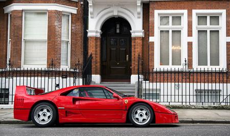 La experiencia de comprar un Ferrari F40