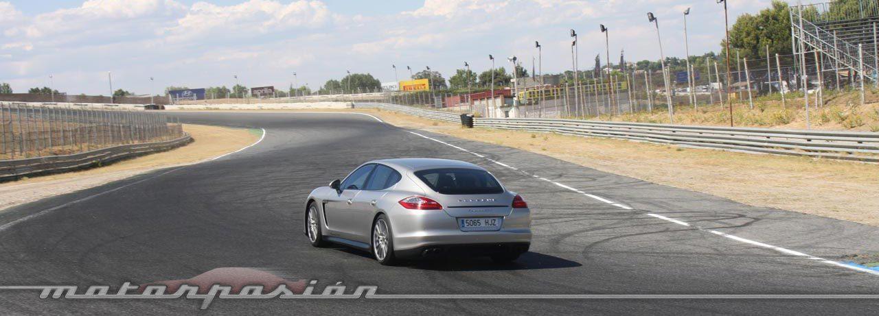 Foto de Porsche Panamera GTS (Prueba) (81/135)