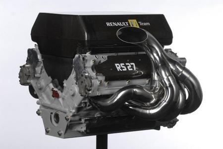 El Renault RS27 es el motor más exitoso de la era V8