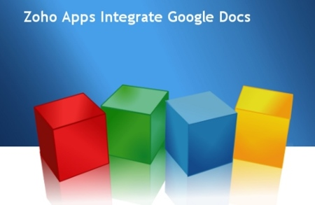 Zoho se integra más con Google Apps