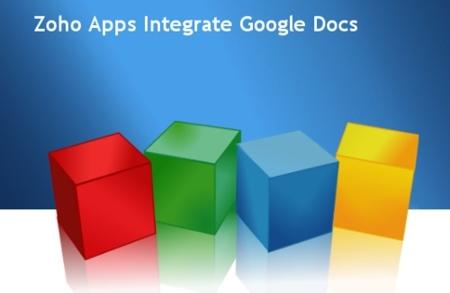 Zoho & Google Docs