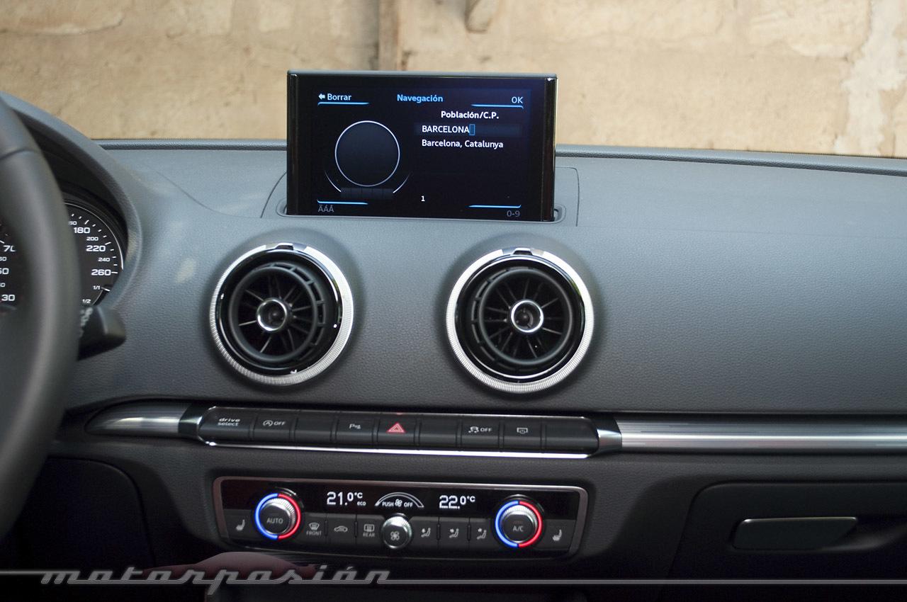 Foto de Audi A3 presentación (2/39)
