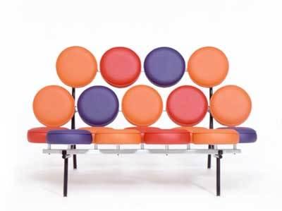 Sofa Nelson Marshmallow: diseño, alegría y comodidad