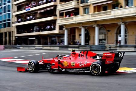 Leclerc Monaco Formula 1 2019