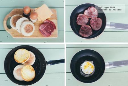 Muffin Huevo 3