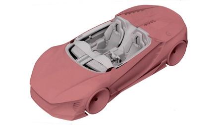 Vuelve el Honda ZSX a las oficinas de patentes: ¡ya tiene interior!