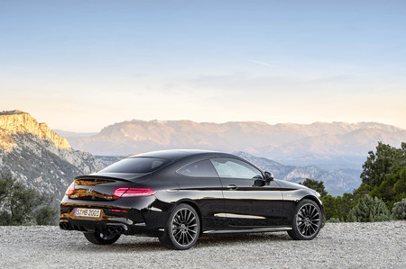 Mercedes Amg C43 Coupe 2018