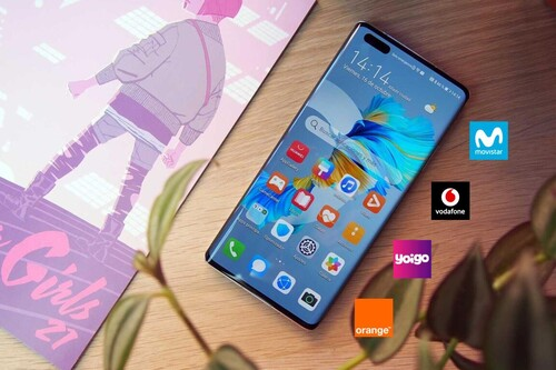 Dónde comprar el Huawei Mate 40 Pro más barato: comparativa ofertas con Movistar, Vodafone, Orange y Yoigo
