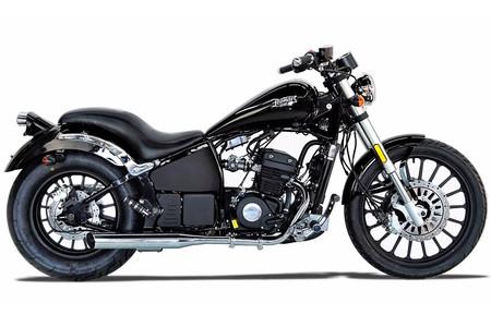 motos custom 125 las mejores opciones para conducir con el permiso b. Black Bedroom Furniture Sets. Home Design Ideas
