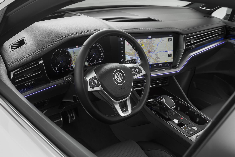 Foto de Volkswagen Touareg 2018 (76/87)
