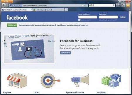 """Facebook se adelanta a Google+ creando """"Facebook for Business"""""""