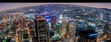 Los Ángeles: panorámica en timelapse. Vídeos inspiradores