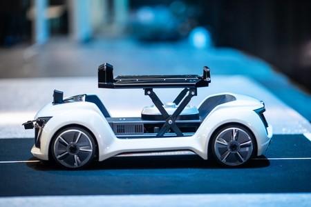 Audi Pop Up Model 1