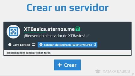 Configurer le serveur