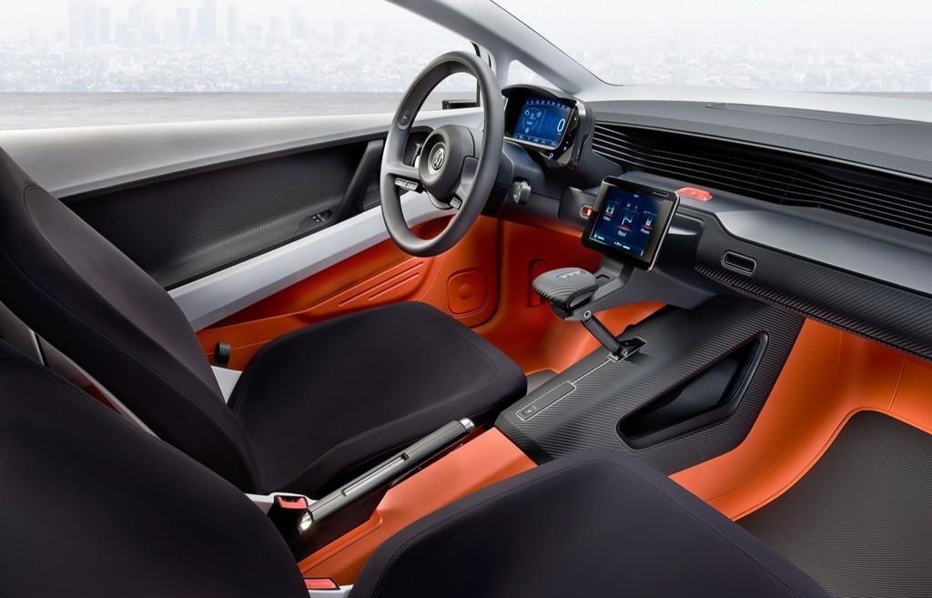 Foto de Volkswagen Up! Lite Concept (10/18)