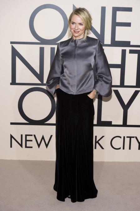 Naomi Watts en la fiesta One Night Only de Giorgio Armani en Nueva York, Octubre 2013