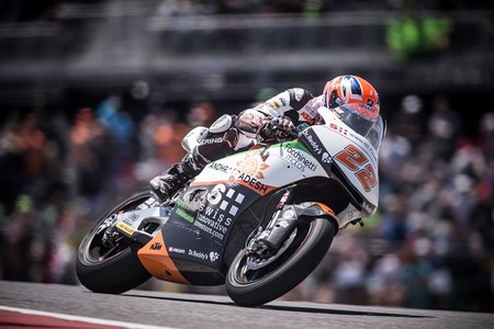 Sam Lowes Gp Americas Moto2 2018 2