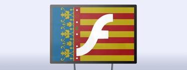 Flash Player ha muerto, pero no para la educación pública valenciana (y eso que llevaban tres años avisados)