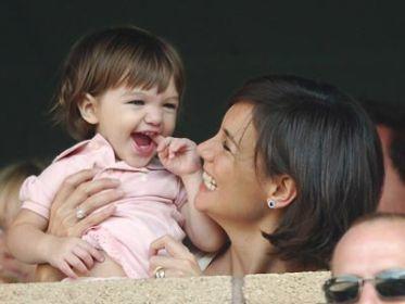 Suri Cruise protagonizará la próxima campaña de Baby GAP