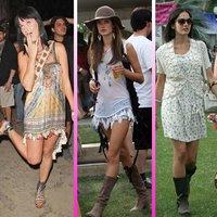 Las celebrities se lo pasan pipa en el festival de música de Coachella