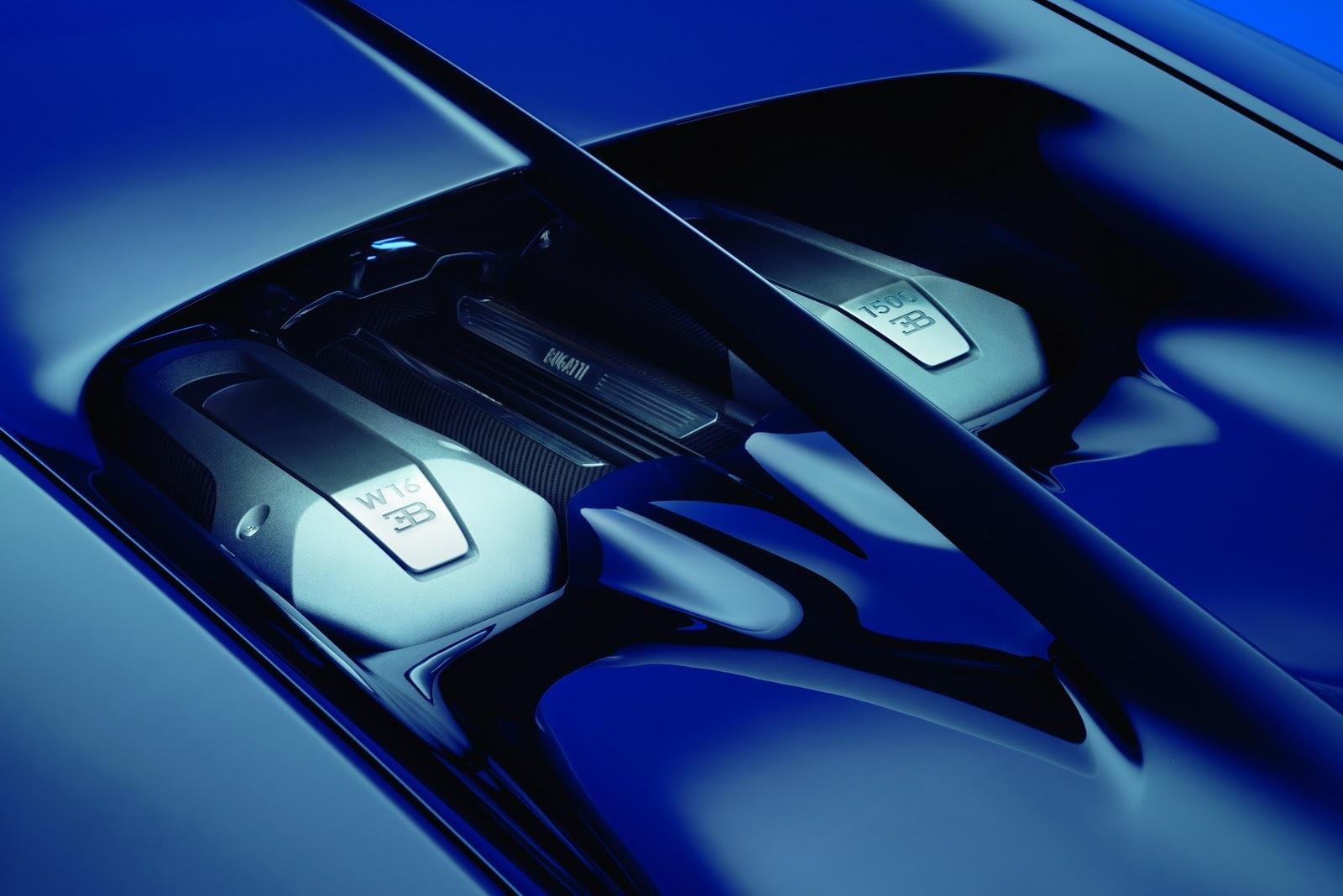 Foto de Bugatti Chiron (8/77)