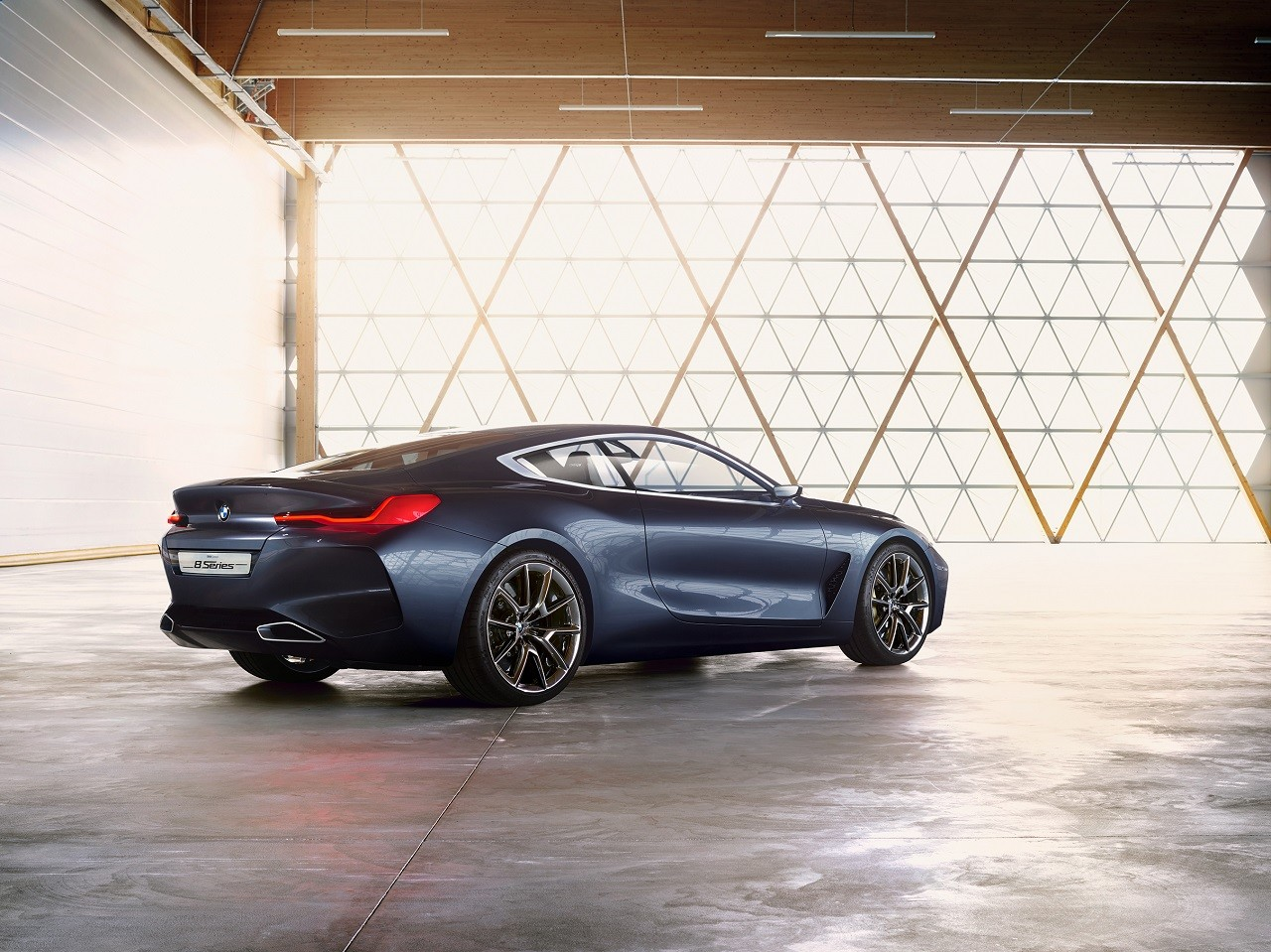 Foto de BMW Serie 8 concept car (1/5)