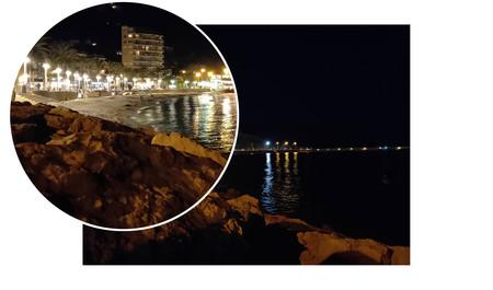 Oppo Find X Noche Auto Detalle