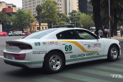 Las patrullas ambientales en CDMX contaminan más que el 62% de los autos vendidos en México
