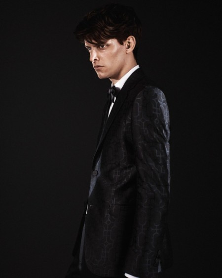 Roel Nabuurs Gucci Mens Tailoring Fall Winter 2015 Lookbook 009