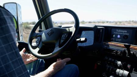 Un camión autónomo ha recorrido 2.000 km en 14 horas para entregar sandías: 10 horas menos que con un humano al volante