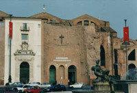 Sta Maria de los Angeles - Roma