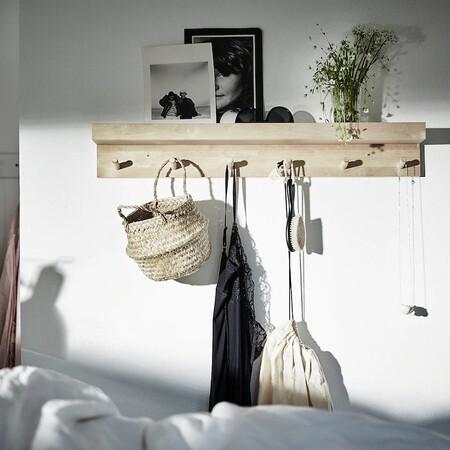 Ikea y el orden vertical; trece accesorios bonitos y prácticos para aprovechar y decorar tus paredes