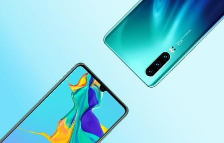 Huawei P30 al precio más barato en las ofertas de primavera de Amazon: 637 euros con el smartwatch Huawei GT Active de regalo