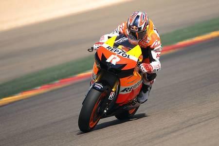 MotoGP San Marino 2012: una de altas y bajas en las tres categorías
