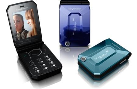 Sony Ericsson Jalou, una joya de teléfono móvil con espejo