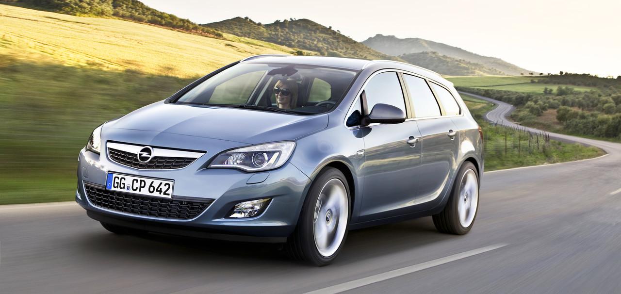 Foto de Opel Astra Sports Tourer (7/15)