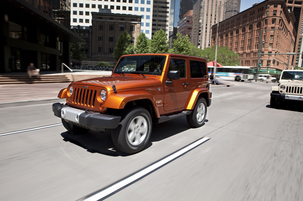 Foto de 2011 Jeep Wrangler (7/27)