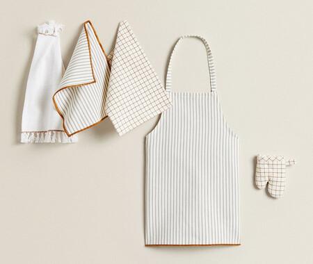 Set Textil Cocina Zara Home