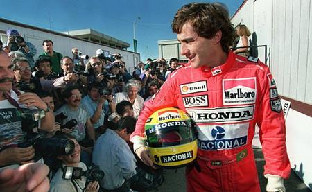 Ayrton Senna Prensa