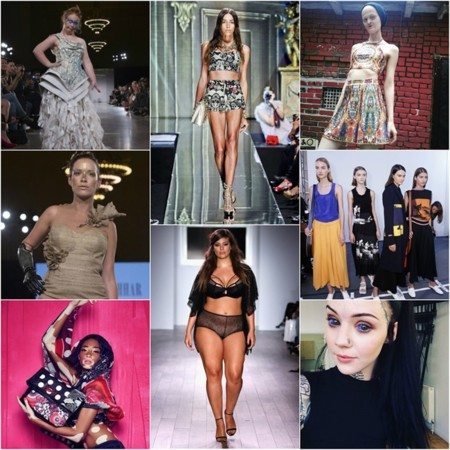 ¿Qué es ser modelo en el año 2015? Las modelos poco convencionales toman la pasarela