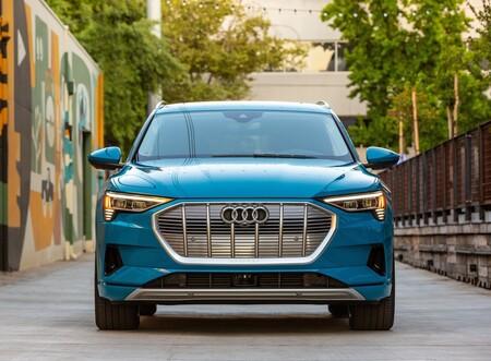 Audi e-tron llega a las primeras 100,000 unidades producidas