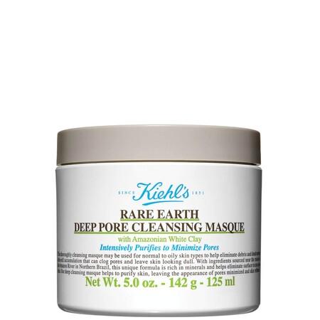 Kiehl S Rare Earth Deep Pore Cleansing Masque 142g