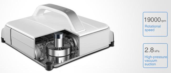 High Speed Vacuum Fan